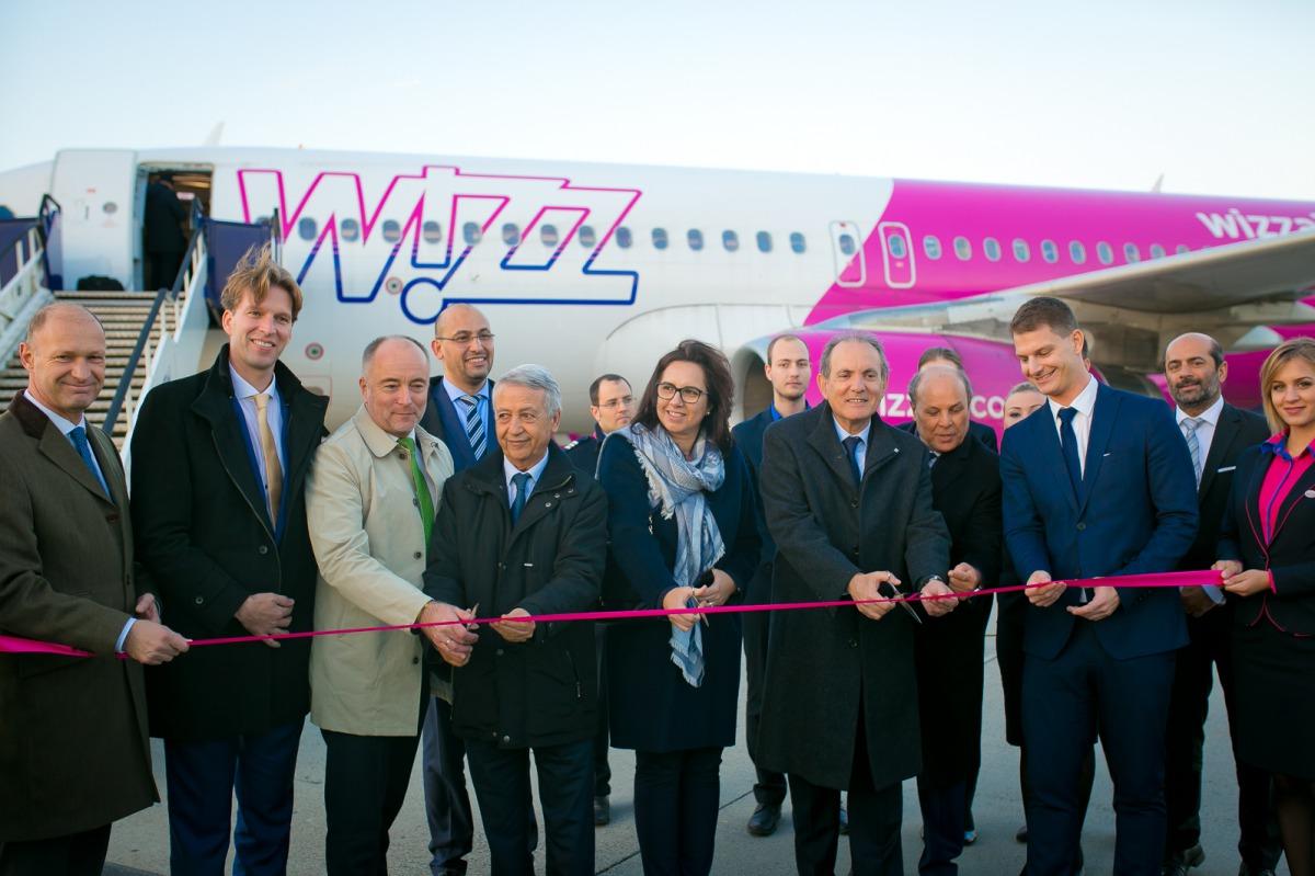 1843f367d6a1 Elindult a Wizz Air Budapest-Agadir járata - Háború Művészete