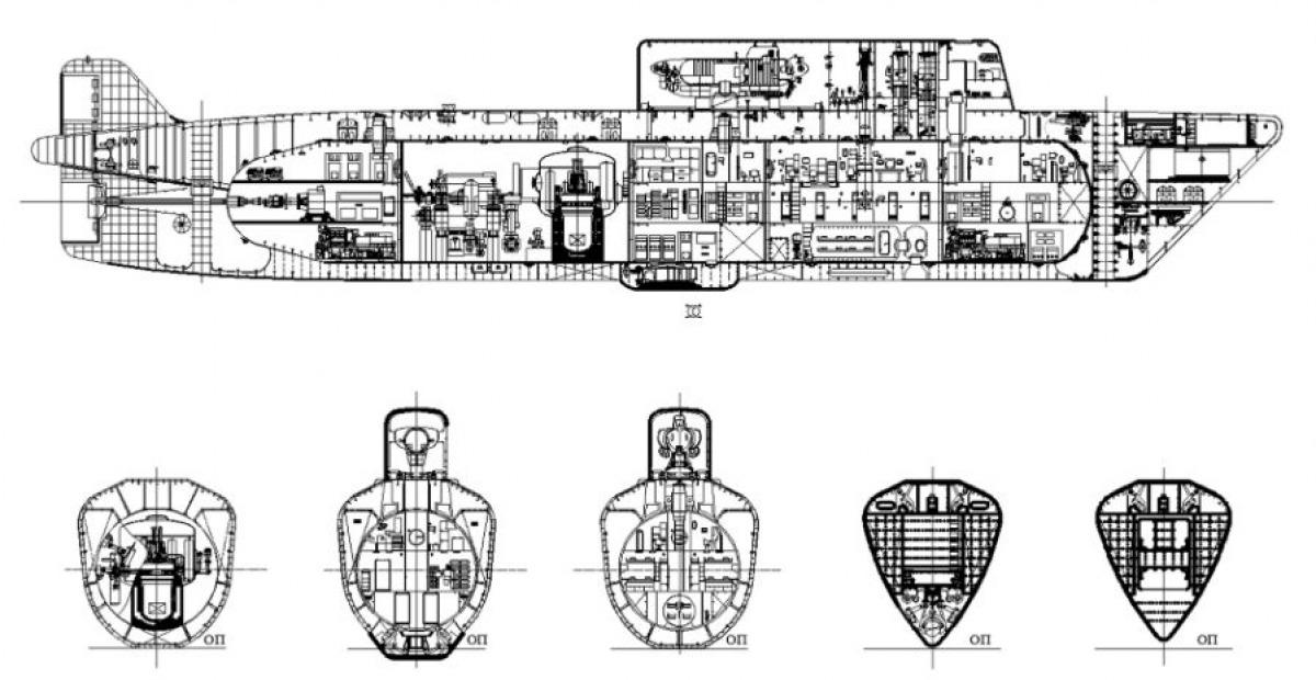Speciális feladatkörű tengeralattjárókat terveznek Oroszországban