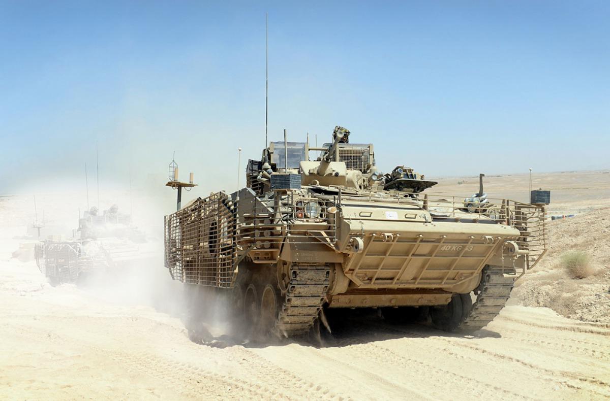 Játszd újra, Harcos! - Problémás felújítás a brit hadseregnél