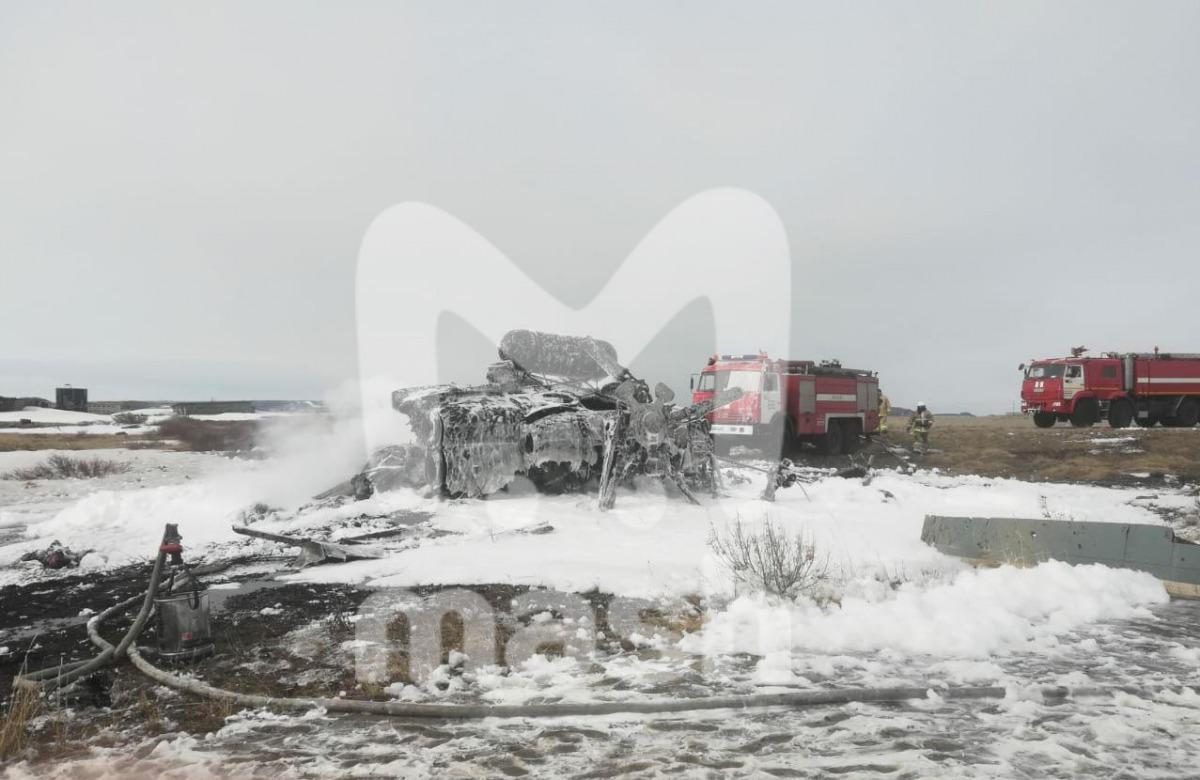 Videó rögzítette az orosz Mi-8 katasztrófáját