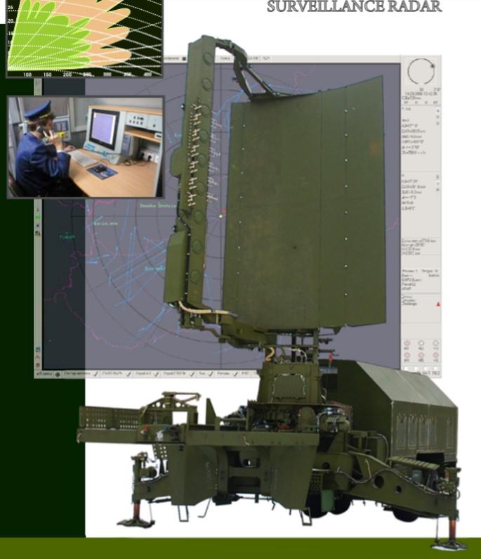 Modernizált ´´ex-szovjet´´ radar az USA szolgálatában